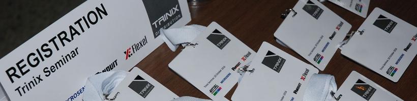"""კომპანია """"Flexel""""-მ  მიიღო მონაწილეობა სემინარში TRINIX"""