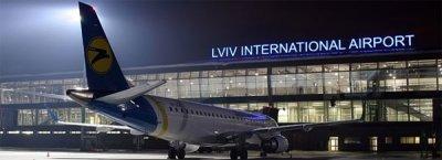 Lviv airport (Ukraine)